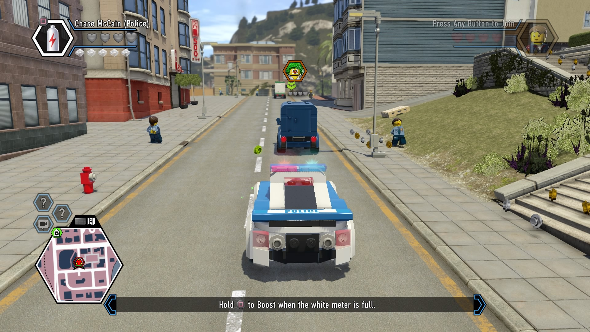 Lego City Undercover Complete Walkthrough Chapter 1 Guide Walkthroughs The Escapist