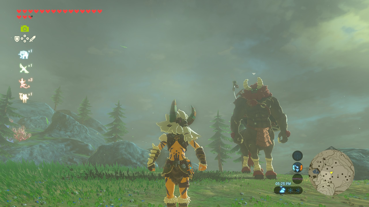 Legend Of Zelda Breath Of The Wild How To Get Monster Mask Disguises Walkthroughs The Escapist