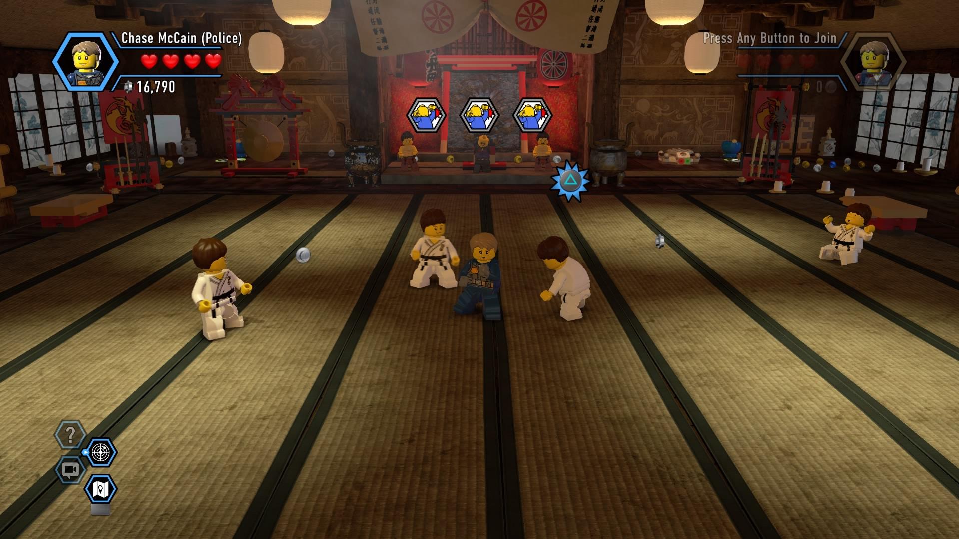 Lego City Undercover Walkthrough Chapter 4 Guide Barrys Dojo