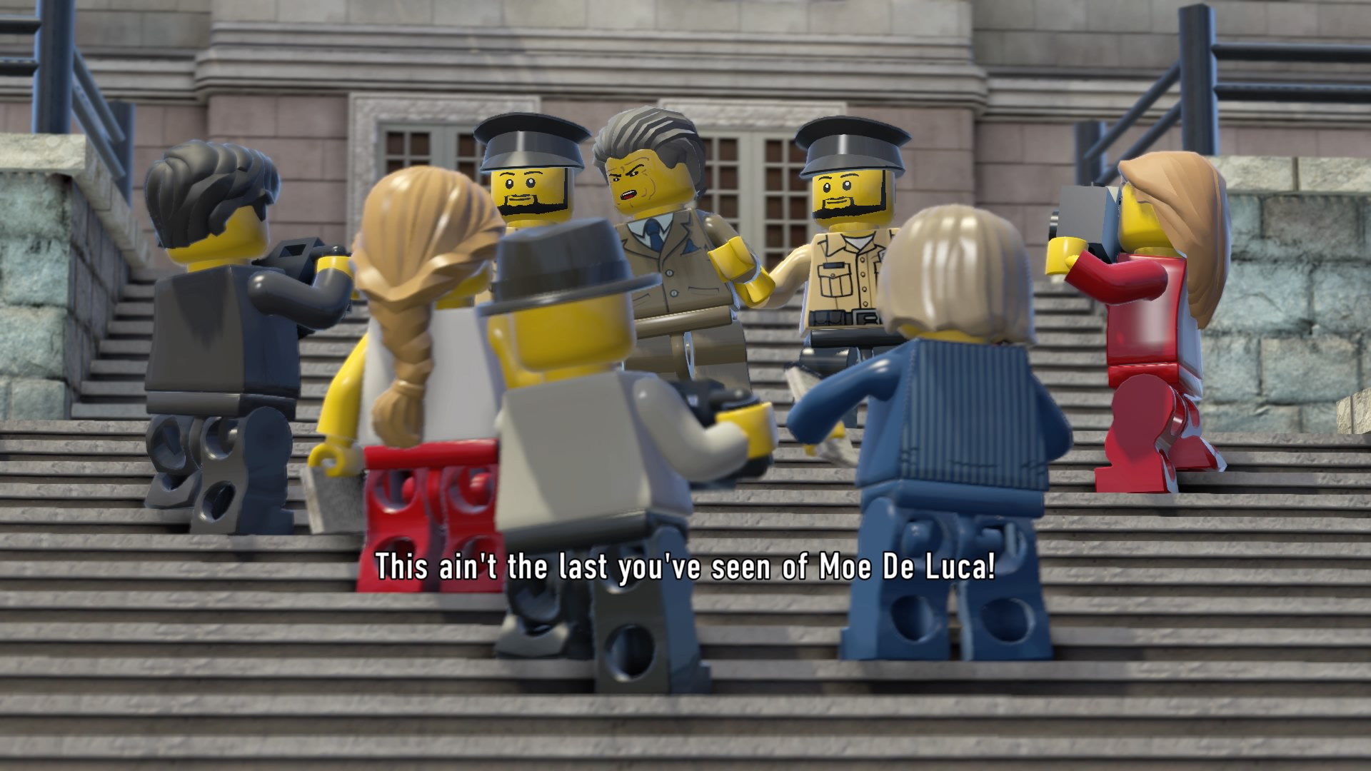 Lego City Undercover Complete Walkthrough Chapter 6 Guide Walkthroughs The Escapist