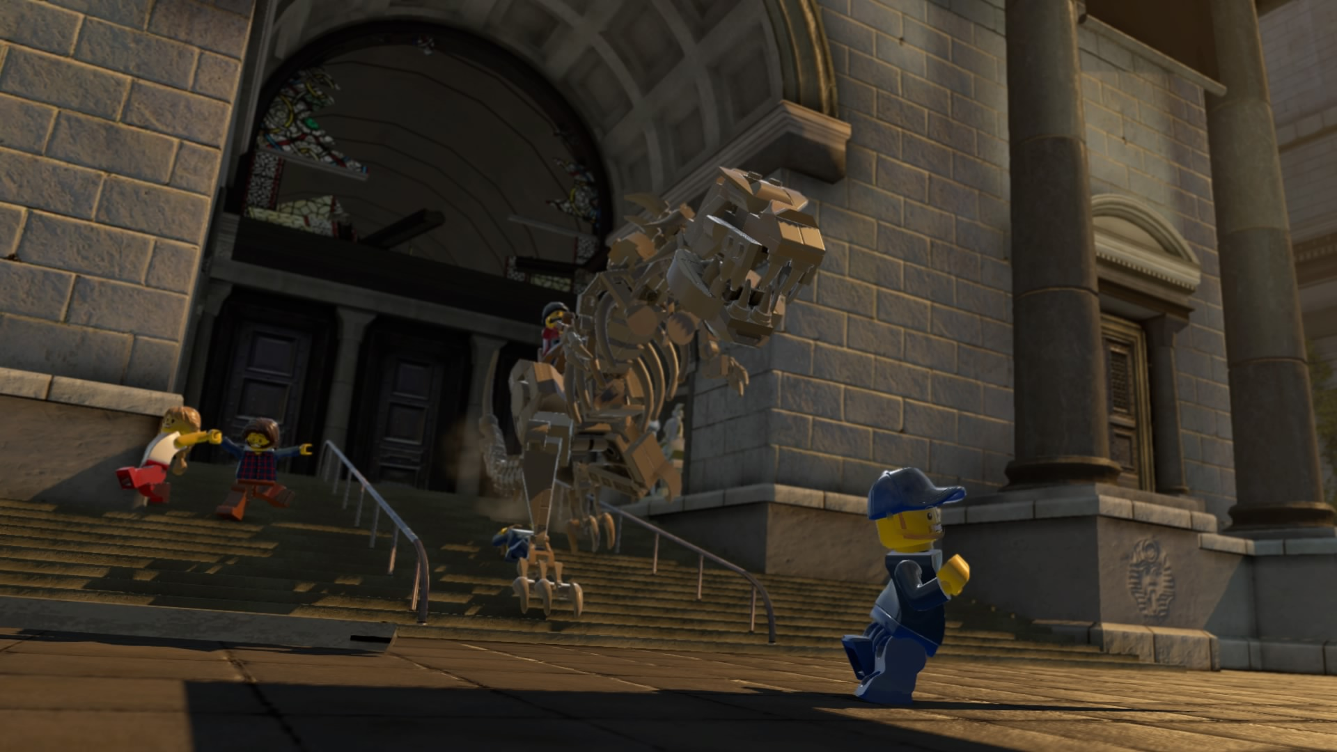 Lego City Undercover Walkthrough Chapter 10 Fire Station Guide Walkthroughs The Escapist