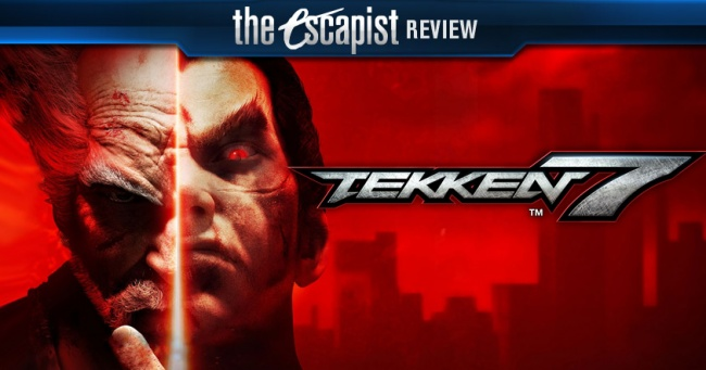 Tekken 7 Review Fighting Game Bandai Namco Reviews The Escapist