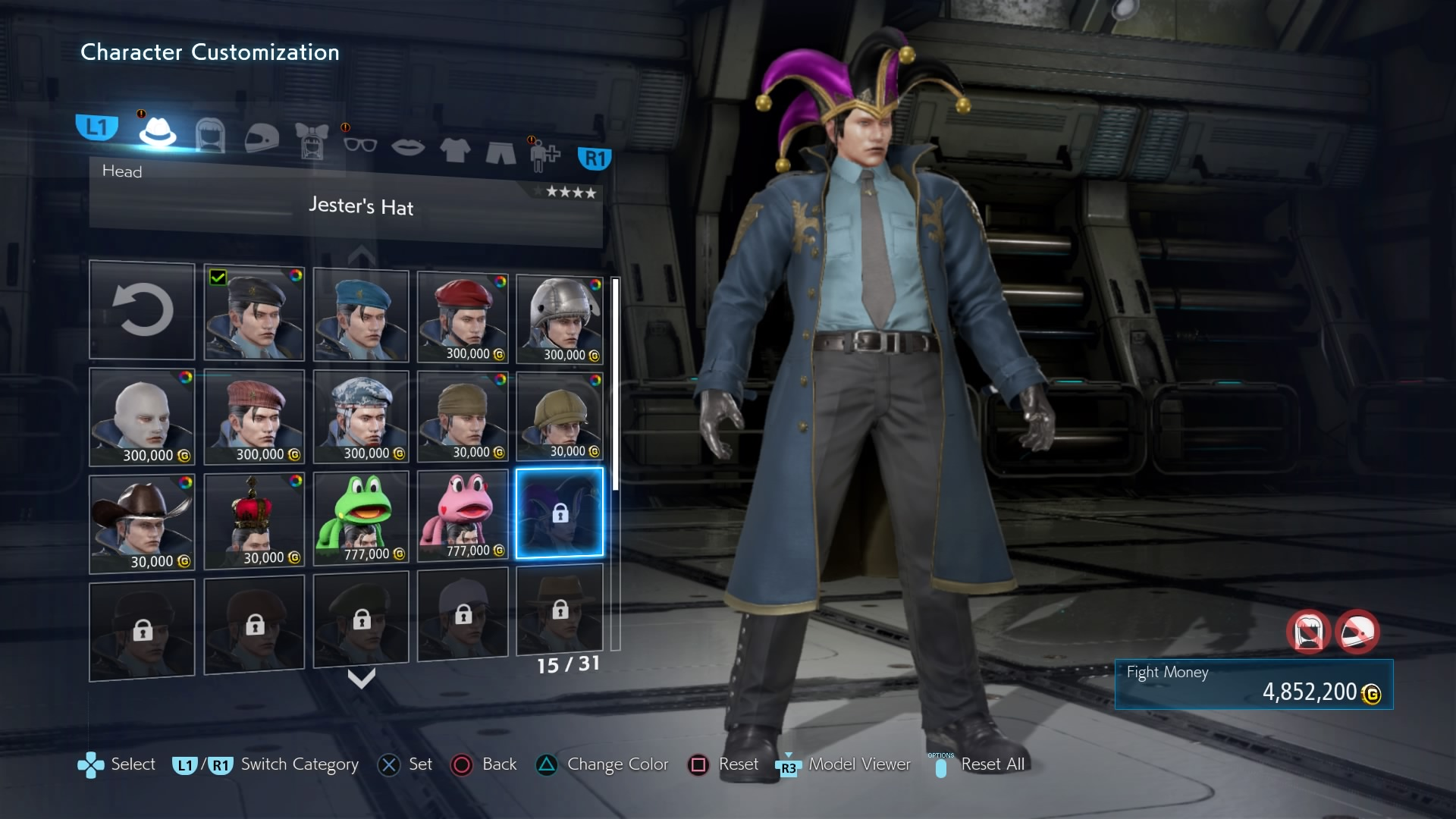 tekken all characters names
