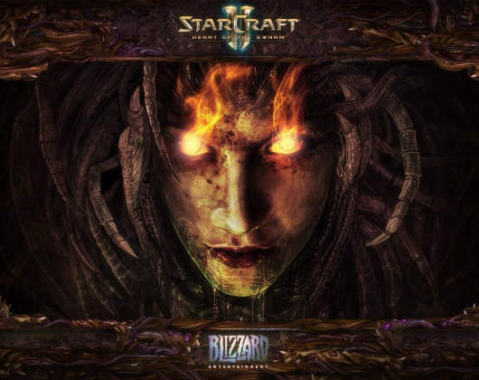 starcraft heart of the swarm