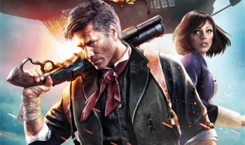 BioShock Infinite reversible cover