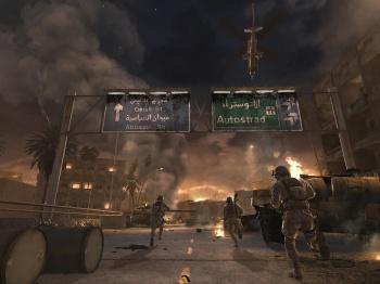 Call of Duty 4 Screenshot