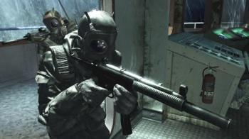 Call of Duty MW2 Screen