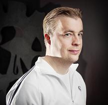 Fredrik Wester, CEO Paradox Interactive