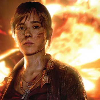 Beyond Two Souls Quantic Dream screenshot