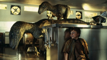 Jurassic Park (kitchen, raptors)
