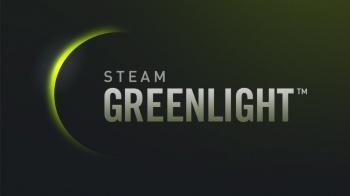 Steam Greenlight Large Logo