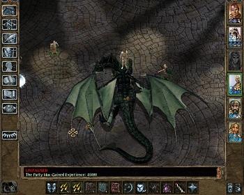 Chaos Rings Screenshot