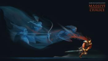 Massive Chalice concept art for Kickstarter