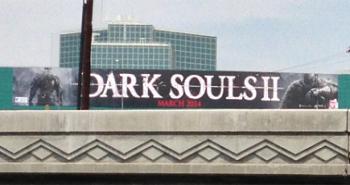 Dark Souls II Billboard