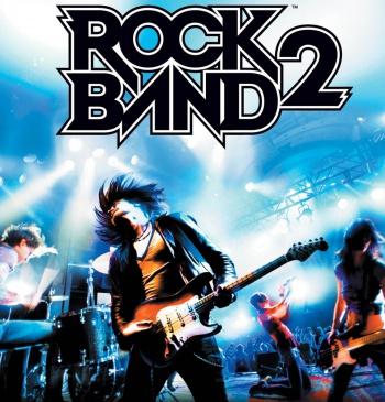 Rock Band 2 art