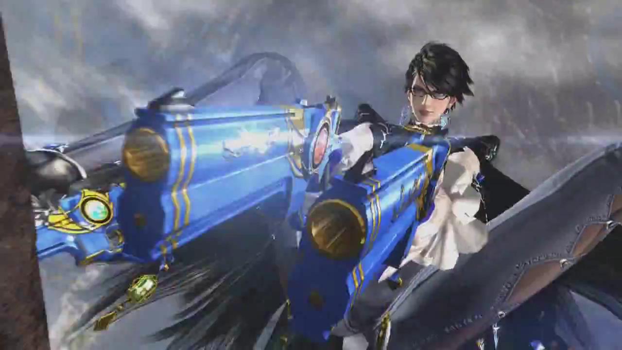 Bayonetta 2 Trailer Screencap 01