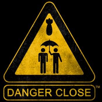 Danger Close logo