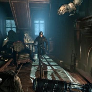 Thief screen detail