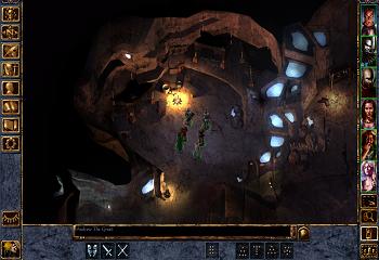 Baldur's Gate Enhanced Edition Screen