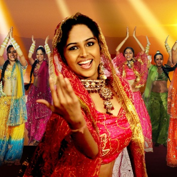 bollywood dance number