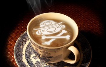 Spelunky coffee