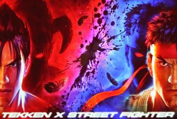 tekken x street fighter promotional image
