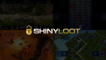ShinyLoot indie distributor mural