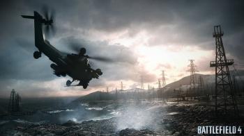 battlefield 4 helicopter