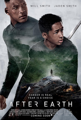 after earth ugly poster