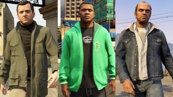 Grand Theft Auto V SE/CE screen