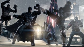 Batman Arkham Origins 7