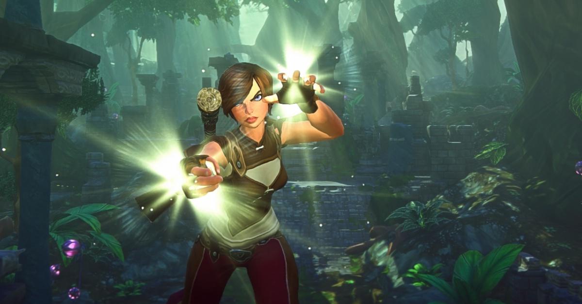 Combat in EverQuest Landmark