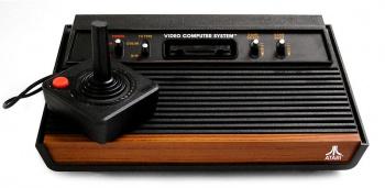 Atari 2600 wood