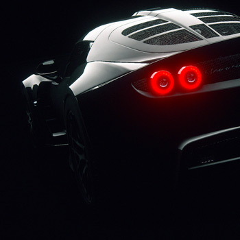 Need for Speed Rivals - Taillights