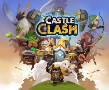 Castle Clash 350