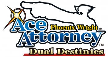 Phoenix Wright Dual Destinies Logo