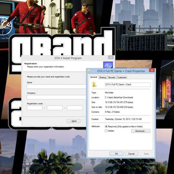 GTA 5 - Virus - Main