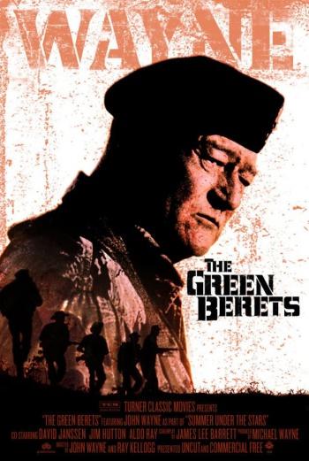 green berets poster