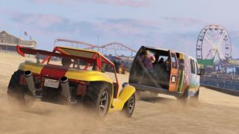 GTA Online Beach Bums
