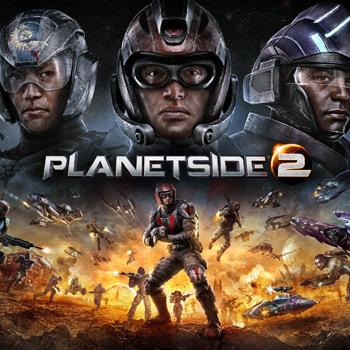 PlanetSide 2 - Main