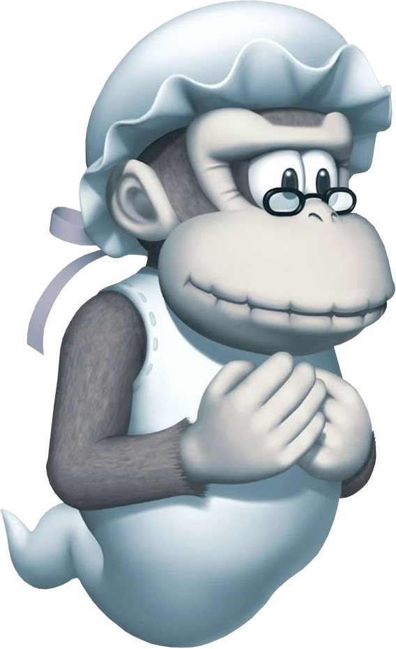 Wrinkly Kong