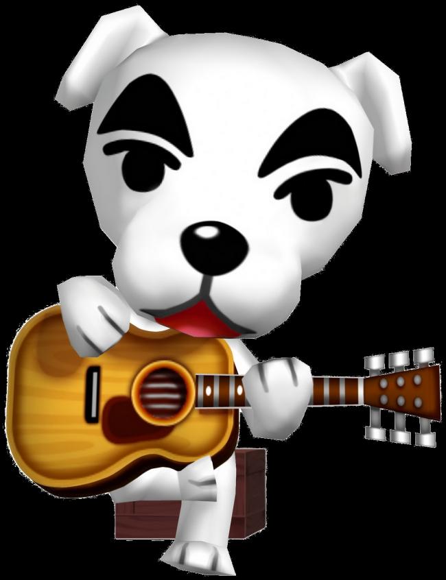 Animal Crossing - KK Slider