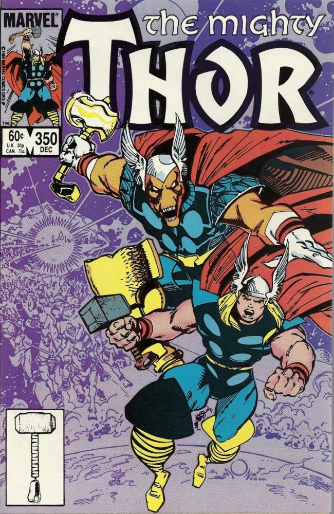 Thor in Comics 02