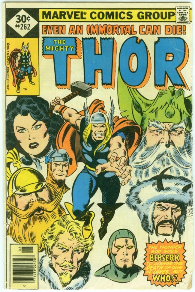 Thor in Comics 03