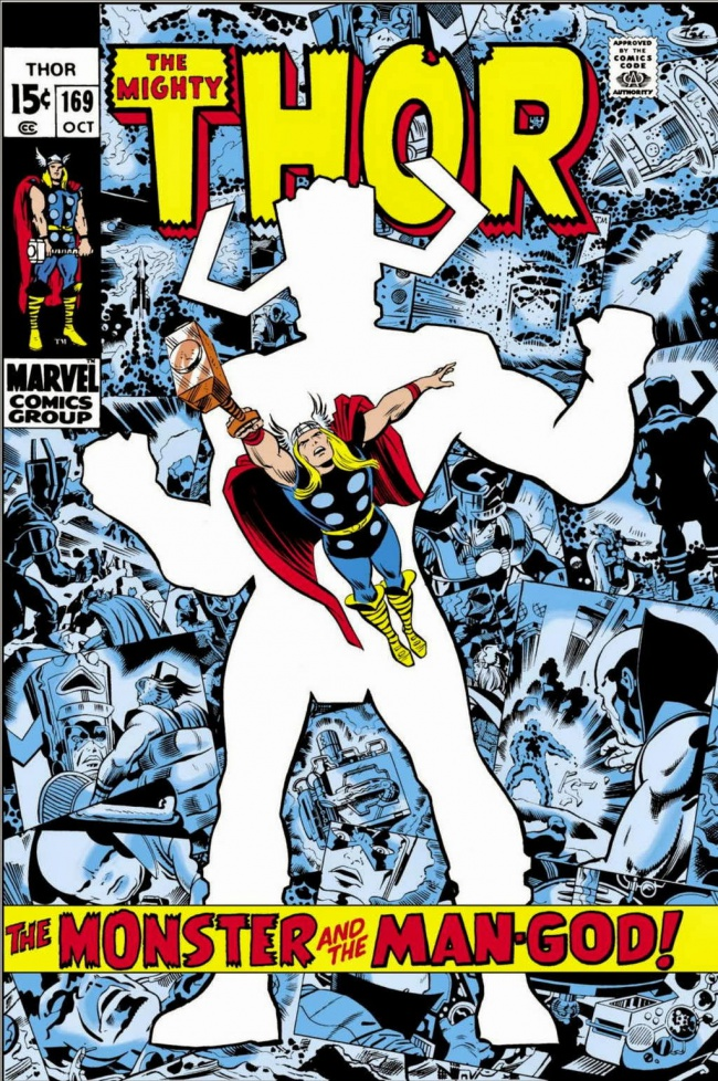 Thor in Comics 04