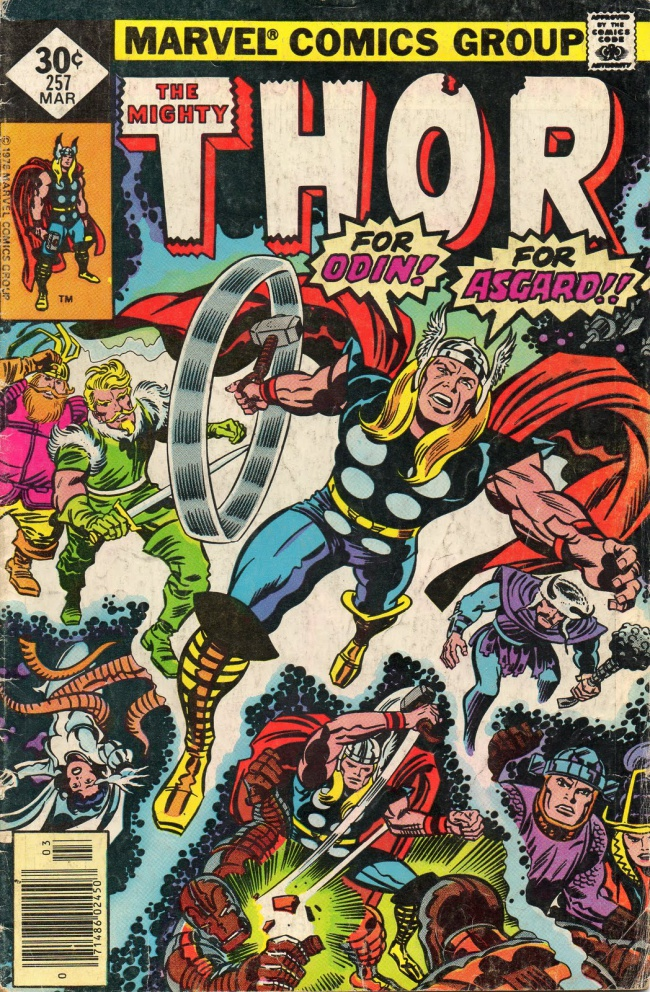 Thor in Comics 05