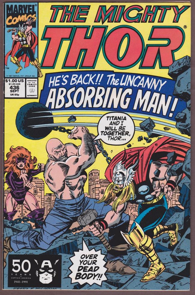 Thor in Comics 06