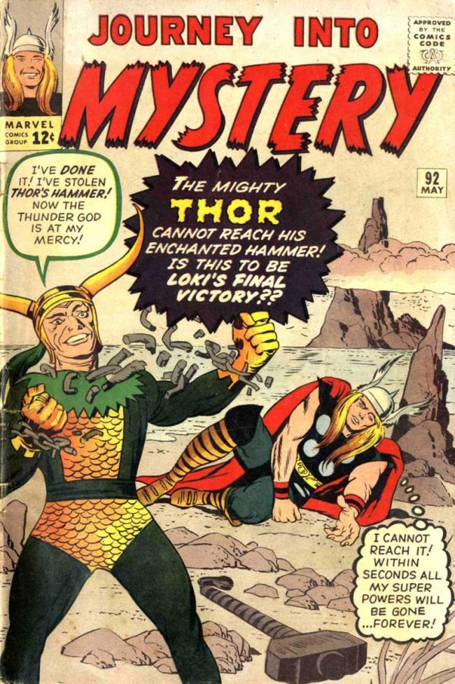 Thor in Comics 07