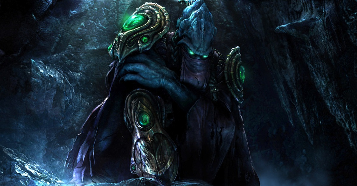 Legacy of the Void Protoss Zeratul