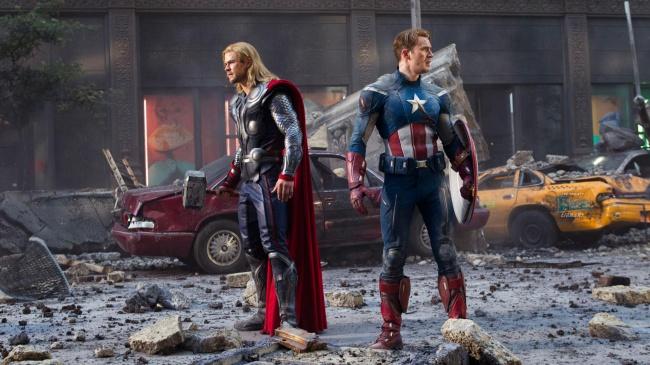 Avengers - New York
